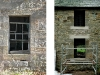 3. Existing window and replacement lintel and cill